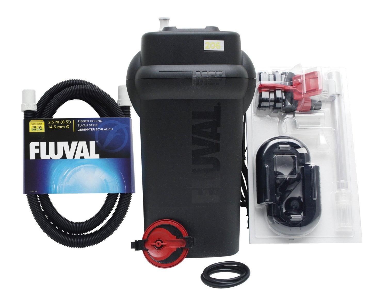 Fluval 206 external canister filter
